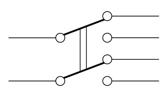 基本技术数据 1、额定负荷:直流电路电压28V,电阻性电流20A; 2、过负荷能力:过负荷电流二倍额定负载电流,持续时间300S; 3、电压降:180mV; 4、抗电强度(50HZ):500V,持续时间:60s; 5、绝缘电阻:在正常条件下20M,在寿命及湿热试验后1M; 6、手柄换向力:0.6-2.5kg; 7、使用期限:10000次; 8、重量:85g。 使用条件 1、高拔高度:达20000m; 2、周围介质温度:-60 +50; 3、相对湿度:达98%; 4、固定处的振动频率为20-80HZ,加速